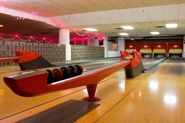 Atomic Bowl Duckpin