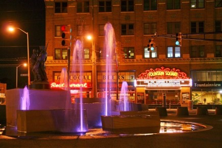 Fountain Square Plaza