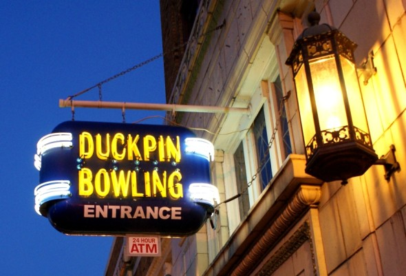 Action & Atomic Duckpin Bowling